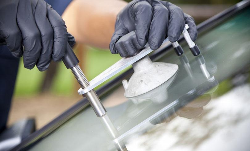 mobile repair service for auto glass