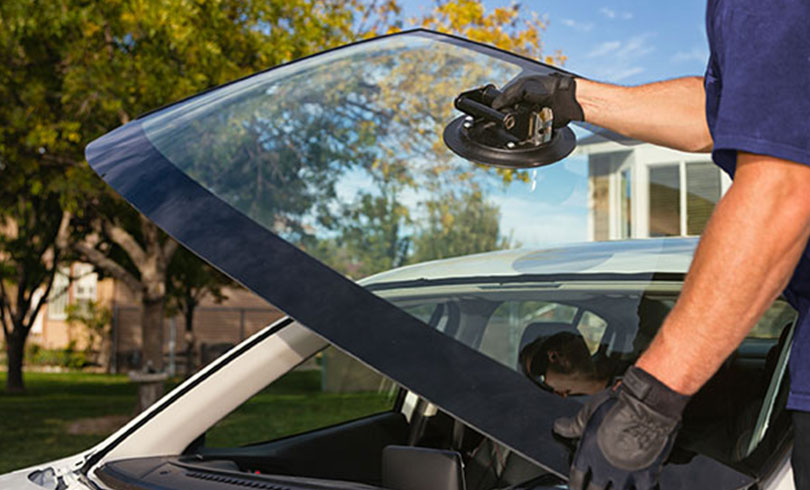 mobile windshield service