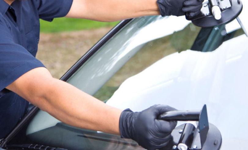 replace broken windshield
